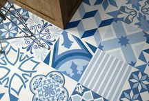 Designs That We Admire / Intriguing patterns and beautiful tile colors