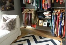 Dreamy Closet Spaces...