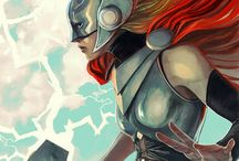Comic Heroes - Thor