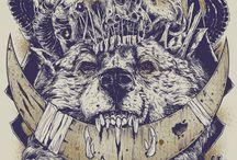 wolfskull