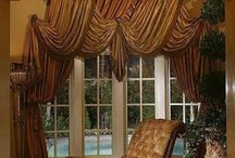 Curtains, Drapes and Swags