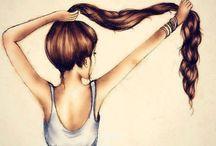 Beauty tips / hair_beauty / by cielo love