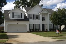 4342 Heron Point, Portsmouth  / 4 bedroom, 2.5 bath, attached garage, large fenced yard backs up to pond!  / by * kathi
