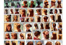 Kids hair styles / Kids hair styles  / by Fran Barth