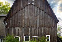 Barns / by Annette Watson