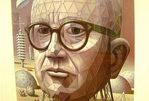 Architects / Buckminster Fuller