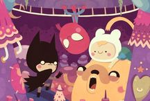 Adventure Time/Время Приключений