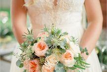 wedding flowers / by Sarah Walton
