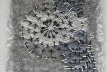 Fibre and stitch