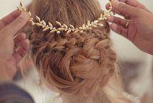 Hochzeits-Haarschmuck