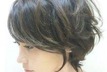 髪型 ショート パーマ