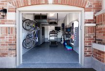 Garage Makeovers / Garage makeovers projects of various size and scope by Garage Living.
