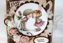 "Teille kahdelle -kortit/""For you two"" -cards"