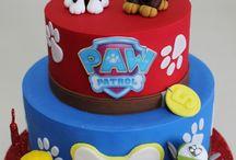 Paw patrol dort