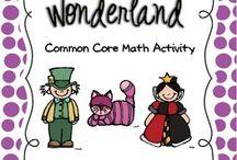 Alice Wonderland Ideas.