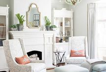 Living Room / by erika blank @ style me green