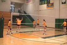 Volleybal oefeningen