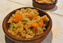 Recipe Ideas - Rice / by Marie Schweiger