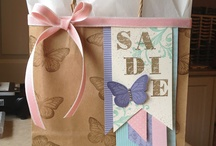 Stampin' Up!® - Gift Bags and Tags / by Rochelle Blok, Independent Stampin'  Up! Demonstrator