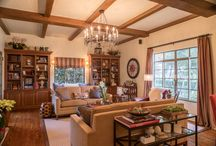 Pasadena Spanish Colonial / Updating a historical property to function for a large family with warmth and style.