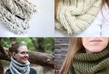 Cowl knits