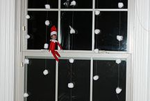 elf on the shelf / by Allison Moore
