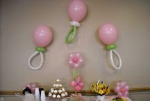 Baby Shower / by Nicki Wever