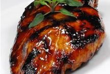 Chicken recipes / by Jim Barron