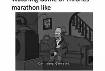 Game of Thrones addiction..