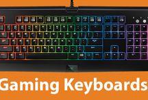 Top 10 Gaming Keyboards 2017