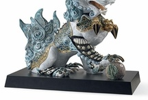 FOO DOG & QILIN  & DRAGON