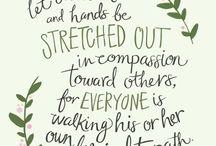 Compassie - Compassion