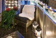 Terrace lighting