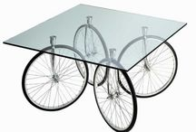 Bicycle Decor / by velojoy