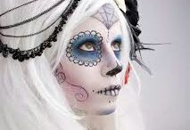 festival of the dead faces