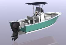Powerboats / Bedard Yacht Design Power boats