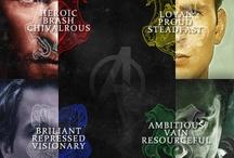 Marvel/ Harry Potter