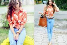 Vintage fashion style / stylizacje, inspiracje, pomysły :)