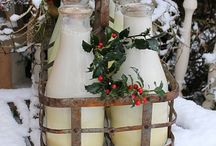 Rustic Holiday Ideas / The best place to find holiday ideas. We love country holiday ideas and rustic holiday ideas.