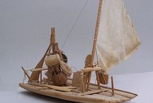 miniatura barco