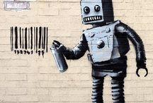 Banksy / Street Art