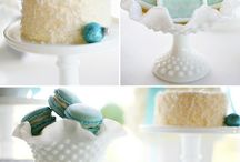 Dessert Tables & Beautiful Displays / by Nicole