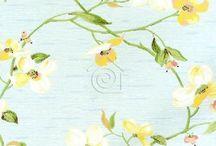 Papel pintado para decoración paredes del hogar