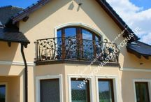Balustrada balkonowa kuta