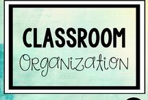 Classroom Organization / It's all about organization! Check out simple tips & tricks to get your classroom organized and KEEP it organized! These tips and tricks can keep you efficient and focused on teaching.|Classroom Organization|Classroom Tips and Tricks|Elementary Education|SLP Classroom|#ClassroomOrganization #SLP #ElementaryEducation
