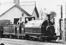Vintage Ffestiniog & Welsh Highland Railway
