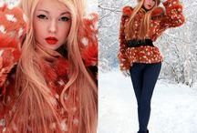 Tamara Bellis Lookbook Outfits / Fashion outfits from Lookbook by Tamara Bellis