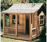 Garden Shed plus Playhouse