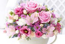 kvetinove deko