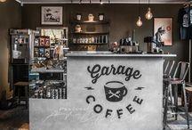 Garage coffee plan